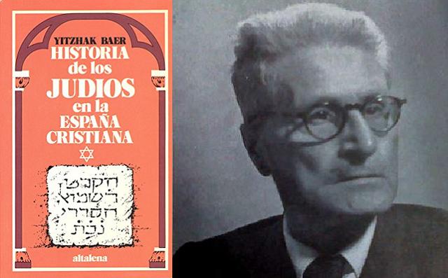 Historia de los judíos en la España cristiana, de Itzhak Baer