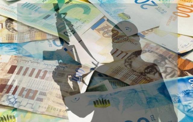 El dinero que Israel deducirá a la Autoridad Nacional Palestina