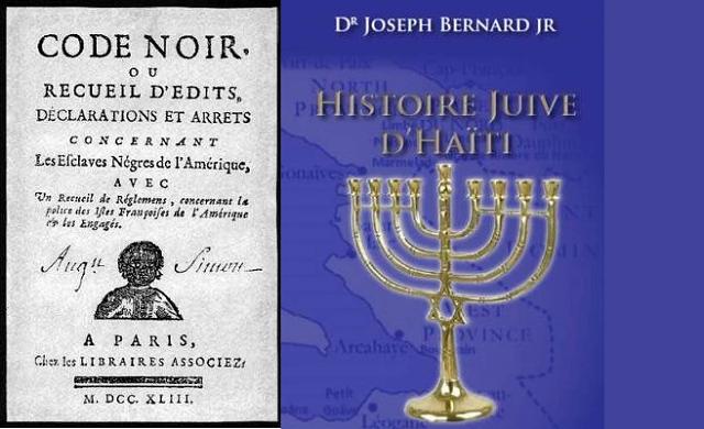 Los judíos de Haití