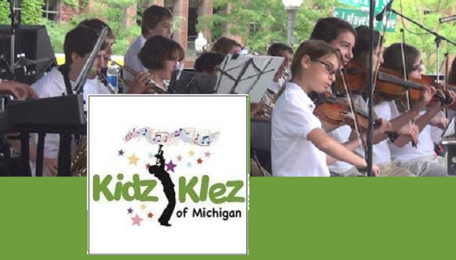 Kidz Klez of Michigan: los chicos del klezmer