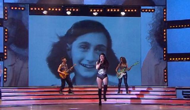 Banalizando a Ana Frank