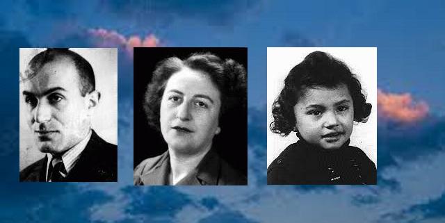En nuestra memoria: Walter Schnell, Helene Herta Katz e Inge Auerbacher