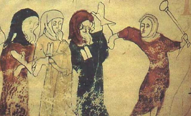1391: punto de inflexión de los judíos en España, con María Antonia Bel Bravo