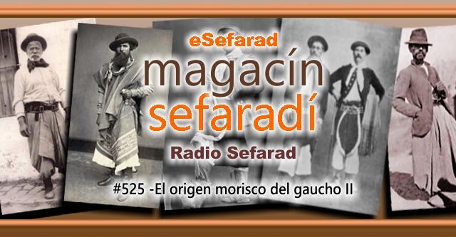 El origen morisco del gaucho (II)