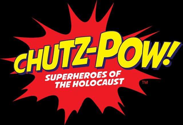 CHUTZ-POW! Superheroes of the Holocaust