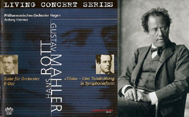 """La versión estrenada en Hamburgo, en 1893, de la Primer Sinfonía """"Titán"""" (con 5 movimientos)"""