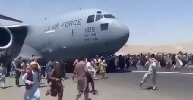 La crónica anunciada del colapso afgano, con Jesús Manuel Pérez Triana