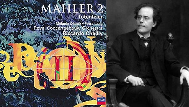 """""""Totenfeier"""", el germen de la Segunda Sinfonía, con Riccardo Chailly al frente de la orquesta del Concertgebouw"""
