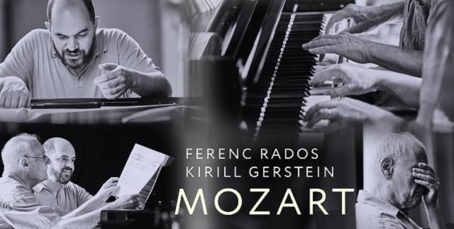 Con el pianista Kirill Gerstein