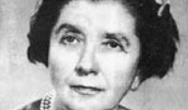 Rokhl Eiga Auerbakh, escritora que documentó el Holocausto