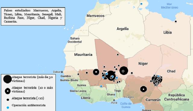 Sahel: desertización y violencia yihadista