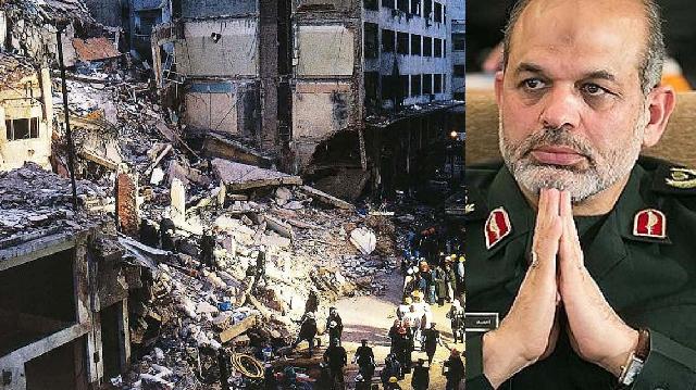 De sospechoso del atentado a la AMIA a ministro de interior iraní