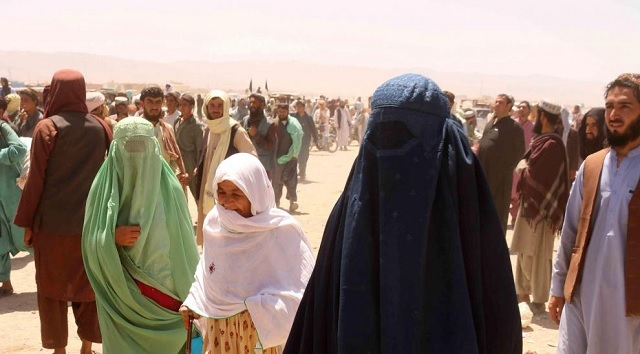 Afganistán y alegato pro vacuna
