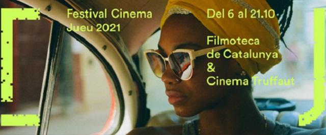 23ª edición del Festival de Cinema Jueu de Barcelona, con su directora Daniela Rosenfeld