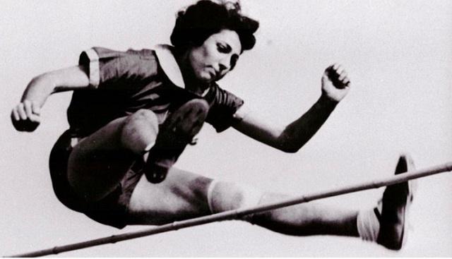 Gretel Bergmann: un salto al vacío