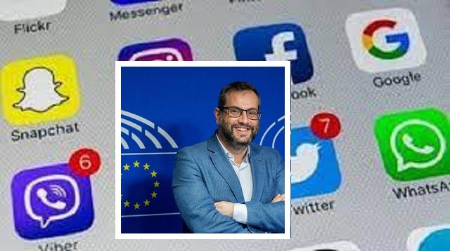 Redes sociales y los límites entre la libertad de expresión y de odio, con el eurodiputado Ibán García del Blanco